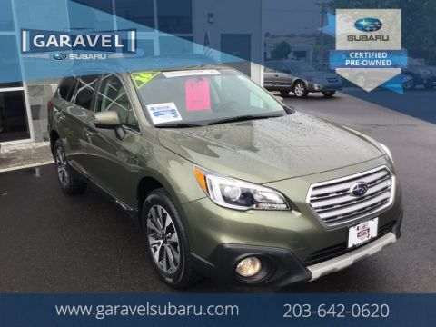 Certified Pre-Owned 2016 Subaru Outback 3.6R