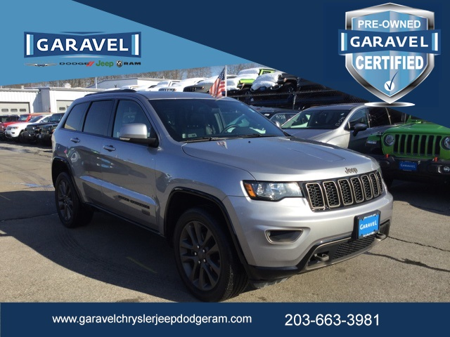 Certified Pre Owned 2016 Jeep Grand Cherokee Limited