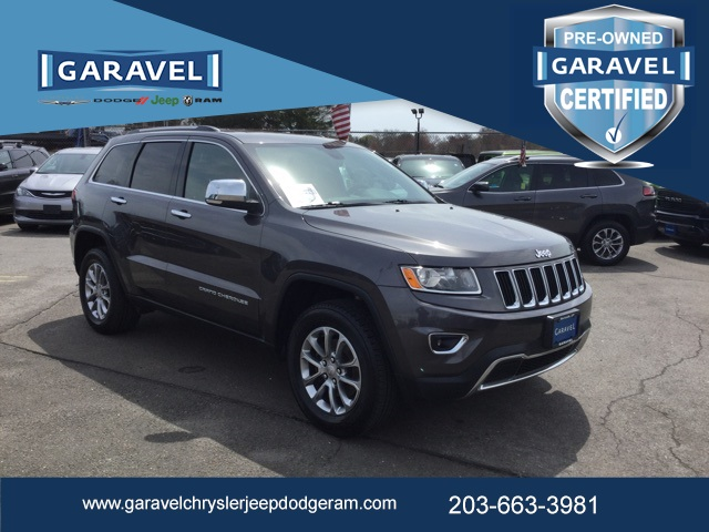 Certified Pre Owned Jeep >> Certified Pre Owned 2016 Jeep Grand Cherokee Limited 4d Sport