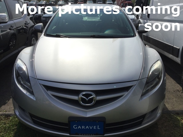 Pre Owned 2012 Mazda6 I Grand Touring