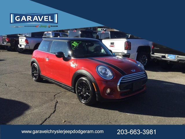 Certified Pre-Owned 2015 MINI Cooper Base