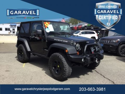 Certified Pre-Owned 2013 Jeep Wrangler Rubicon