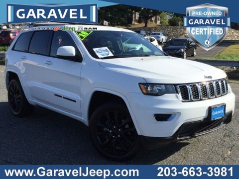 Certified Pre-Owned 2018 Jeep Grand Cherokee Altitude With Navigation & 4WD