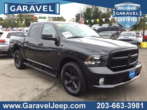 Certified Pre-Owned 2017 Ram 1500 Express 4WD