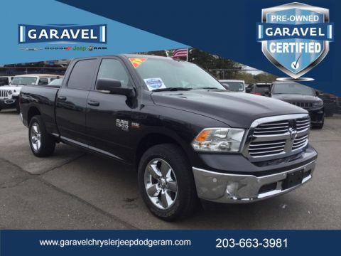 Certified Pre-Owned 2019 Ram 1500 Classic Big Horn