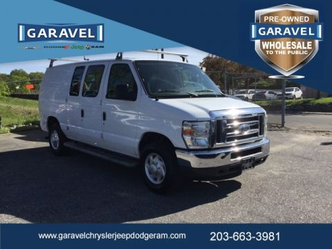 Pre-Owned 2008 Ford E-250