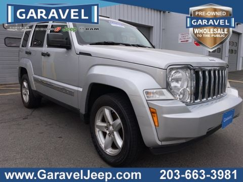 Pre-Owned 2009 Jeep Liberty Limited