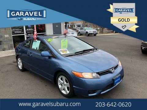 Pre-Owned 2007 Honda Civic EX