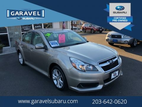 Certified Pre-Owned 2014 Subaru Legacy 2.5i