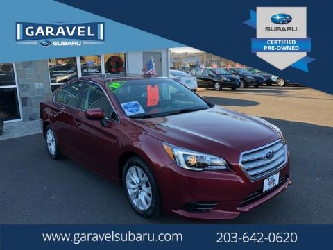 Certified Pre-Owned 2015 Subaru Legacy 2.5i