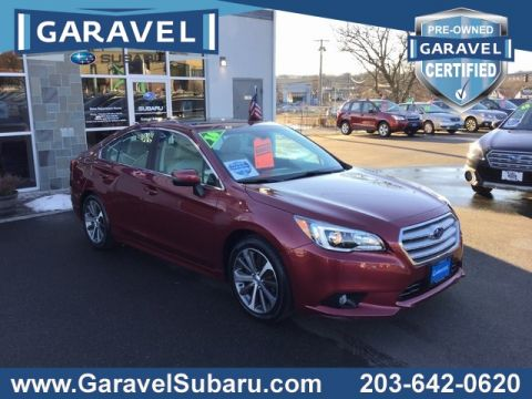 Certified Pre-Owned 2016 Subaru Legacy 2.5i