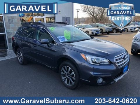 Certified Pre-Owned 2017 Subaru Outback 2.5i