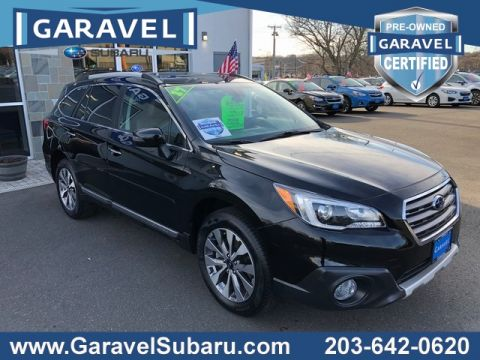 Certified Pre-Owned 2017 Subaru Outback 3.6R With Navigation & AWD
