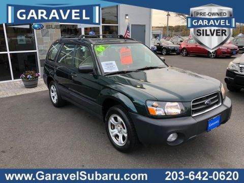 Pre-Owned 2005 Subaru Forester 2.5X