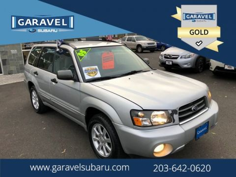 Pre-Owned 2005 Subaru Forester 2.5XS