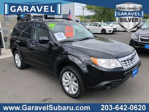 Pre-Owned 2011 Subaru Forester 2.5X AWD