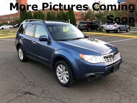 Pre-Owned 2012 Subaru Forester 2.5X AWD