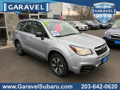 Certified Pre-Owned 2018 Subaru Forester 2.5i AWD