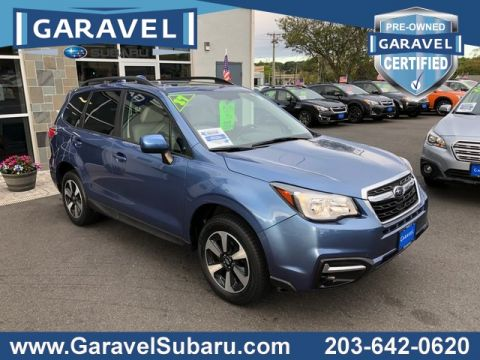 Certified Pre-Owned 2017 Subaru Forester 2.5i Premium AWD