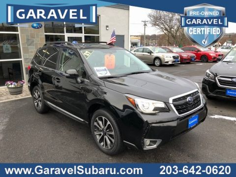 Certified Pre-Owned 2017 Subaru Forester 2.0XT Touring