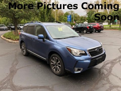 Certified Pre-Owned 2017 Subaru Forester 2.0XT Touring AWD