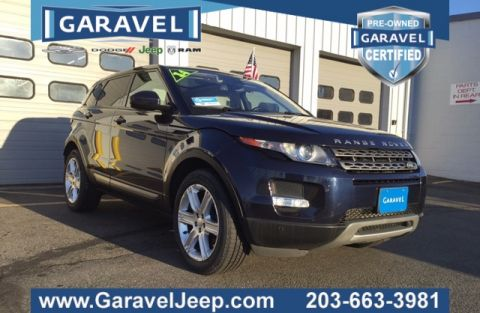 Pre-Owned 2014 Land Rover Range Rover Evoque Pure Plus 4WD