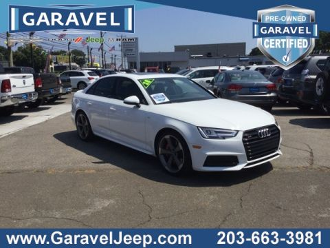 Certified Pre-Owned 2018 Audi S4 3.0T Premium Plus With Navigation